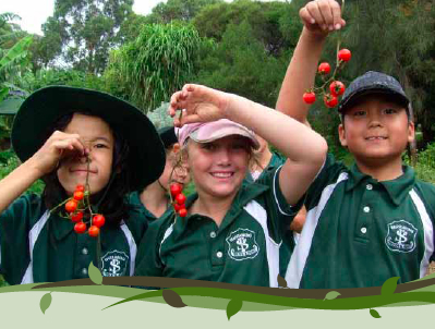 permaculture kids